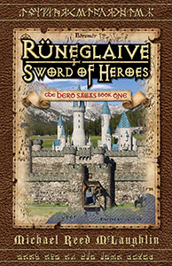 See high-res. cover for Rüneglaive: Sword of Heroes.